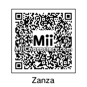 QR Code for Zanza by Erico9001