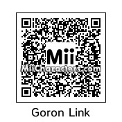 QR Code for Goron Link by NewSuperMoiWii