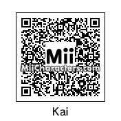 QR Code for Kim Jongin by yitaozi