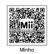 QR Code for Choi Minho by yitaozi