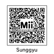 QR Code for Kim Sunggyu by yitaozi