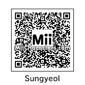QR Code for Lee Sungyeol by yitaozi