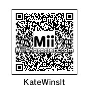 QR Code for Kate Winslet by zazz
