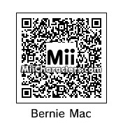 QR Code for Bernie Mac by papi