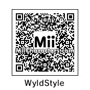 QR Code for Wyldstyle by GaryUmbreon