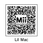 QR Code for Little Mac by J1N2G
