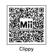 QR Code for Clippy by HomsarRunner