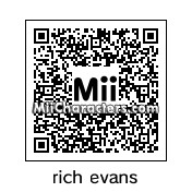 QR Code for Richard Evans by FlyingFettucin