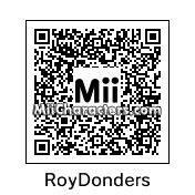 QR Code for Roy Donders by PoketendoNL