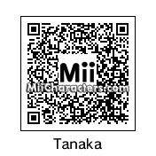 QR Code for Tanaka Naoki by jasm0