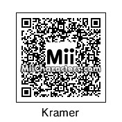 QR Code for Cosmo Kramer by hierogriff