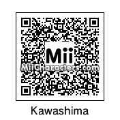 QR Code for Doctor Kawashima by hierogriff