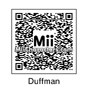 QR Code for Duffman by tangela24