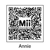 QR Code for Annie Edison by Guhrizzlybaire