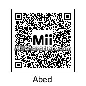 QR Code for Abed Nadir by Guhrizzlybaire