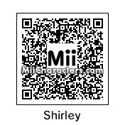QR Code for Shirley Bennet by Guhrizzlybaire
