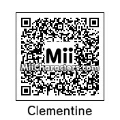 QR Code for Clementine by OnyxOsprey