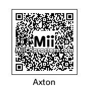 QR Code for Axton by TuterKing