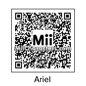 QR Code for The Little Mermaid by blackhorse