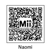 QR Code for Dr. Naomi Kimishima by blackhorse