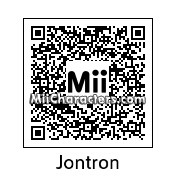 QR Code for Jontron by Slyphoria