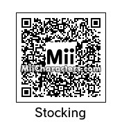 QR Code for Stocking by Slyphoria