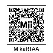 QR Code for Michael Jones by OnyxOsprey