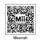 QR Code for Meenah Peixes by Eudora