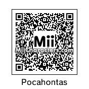 QR Code for Pocahontas by Crazii