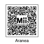 QR Code for Aranea Serket by Eudora