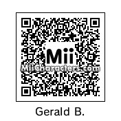 QR Code for Gerald Broflovski by Mike 4
