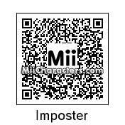 QR Code for The Imposter by Golden