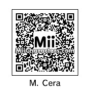 QR Code for Michael Cera by celery