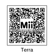 QR Code for Terra by Discord