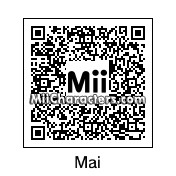 QR Code for Mai by Discord