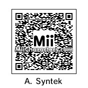 QR Code for Aleks Syntek by Kenny9907