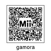 QR Code for Gamora by tigrana
