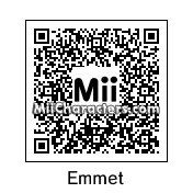QR Code for Emmet Brickowoski by quicky