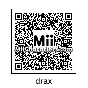 QR Code for Drax by tigrana