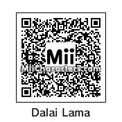 QR Code for Dalai Lama by celery