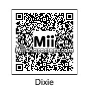 QR Code for Dixie Kong by Phoenix Lord