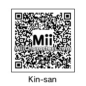 QR Code for Kintoki Sakata by Phoenix Lord