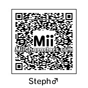 QR Code for Steph (Male) by HawlSera