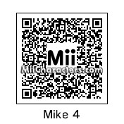 QR Code for Michael Crimson by Mike 4