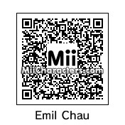 QR Code for Emil Chau by Qianniao