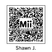 QR Code for Shawn Johnson by Mike 4