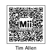 QR Code for Tim Allen by Gooby