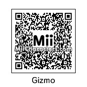 QR Code for Gizmo by tangela24