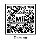 QR Code for Damien Thorn by Doctor Sanity