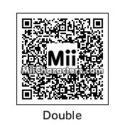 QR Code for Double by Doctor Sanity